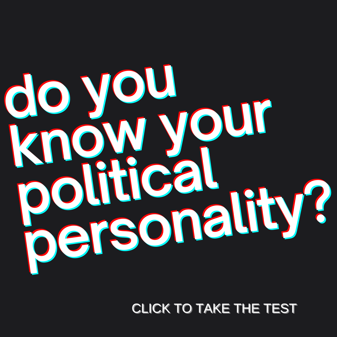 Do You Know Your Political Personality Instagram